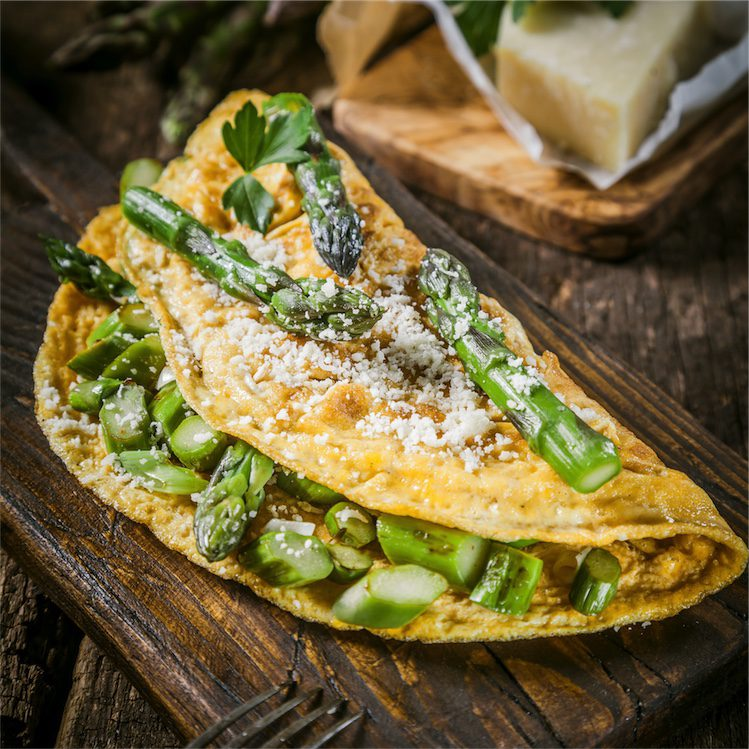 asparagus healthy recipes