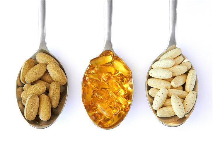 Nutritional supplements to support naturopath treatmetn